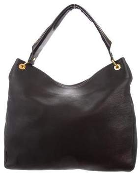 Tom Ford Grained Leather Hobo