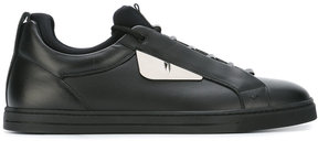 Fendi lace-up sneakers
