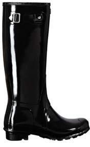 Hunter Women's Original Tall Gloss Rain Boot.