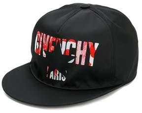 Givenchy Men's Black Polyester Hat.