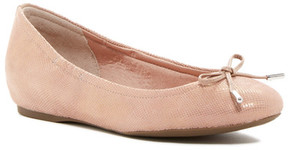 Rockport Bow Tied Ballet Flat - Wide Width Available