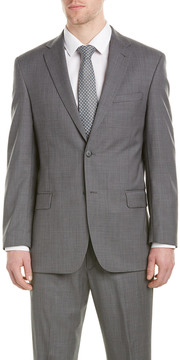 Kroon Bryce Wool Suit With Flat Pant