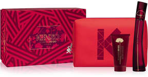 Kenzo 3-Pc. Flower By L'Elixir Gift Set