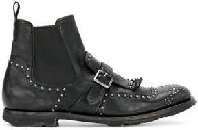 Church's micro studded boots