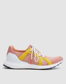 adidas by Stella McCartney Ultra Boost Sneaker in Apricot Rose/Pearl Rose