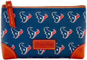 NFL Texans Cosmetic Case