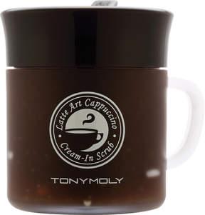 Tony Moly TONYMOLY Latte Art Cappuccino Cream-In Scrub