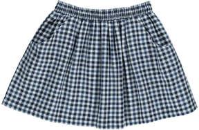 Emile et Ida Checked Skirt