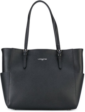 Lancaster lateral pockets shopping bag