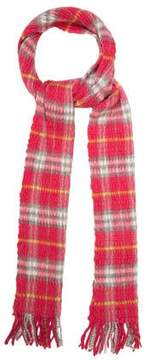 Burberry Cashmere & Wool-Blend Nova Check Scarf