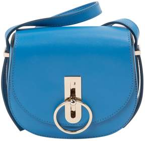 Nina Ricci Blue Leather Handbag