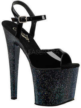 Pleaser USA Women's Taboo 709MG Ankle-Strap Platform Sandal