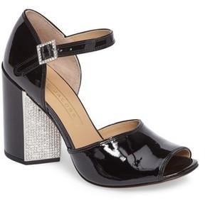 Marc Jacobs Women's Kasia Embellished Ankle Strap Sandal