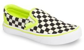 Vans Boy's Classic Freshness Slip-On Lite Sneaker