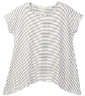 Soprano Short Sleeve Scoop Tee (Big Girls)