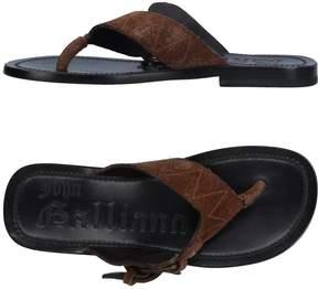 John Galliano Toe strap sandals