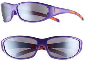 NCAA Adult Clemson Tigers Wrap Sunglasses