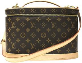 Louis Vuitton Nice cloth vanity case - BROWN - STYLE