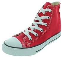 Converse Youths Chuck Taylor All Star Hi Basketball Shoes.