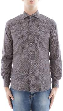 Orian Multicolor Cotton Shirt