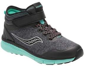 Saucony Girls' Ideal Mid Sneaker.