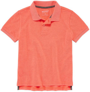Arizona Short Sleeve Pique Polo Shirt - Toddler Boys