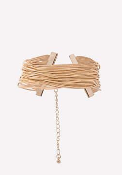 Bebe Multi-Strand Bracelet