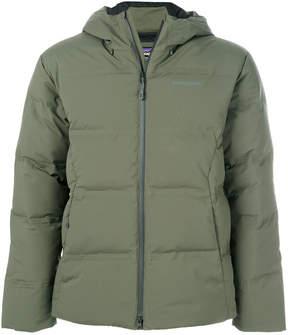 Patagonia padded hood coat