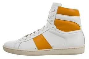 Saint Laurent SL/02H Wolly Sneakers