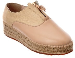 Australia Luxe Collective Aroma Leather Espadrille Sneaker.