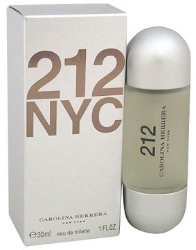 212 NYC by Carolina Herrera Eau De Toilette Women's Perfume - 1 fl oz
