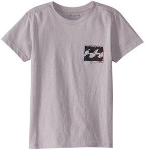 Billabong Boys' Psycho Wave Tee Shirt (Big Kid) 8167319