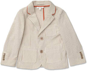 Marie Chantal Boys Seersucker Jacket