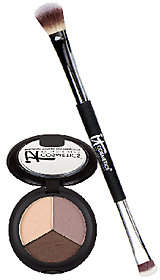 It Cosmetics Pretty in Fall Eye Shadow Trio w/ No-Tug Brush