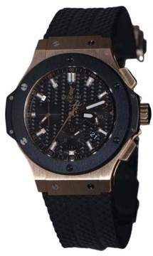 Hublot Big Bang 301.PM.1780.RX 18K Solid Rose Gold Automatic Chronograph Ceramic 44mm Mens Watch