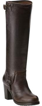 Ariat Women's Gold Coast Brandy Full Grain Leather Size 10 B