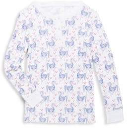 Roberta Roller Rabbit Baby's, Toddler's, Little Girl's & Girl's Chick Two-Piece Gwen the Unicorn Pajamas