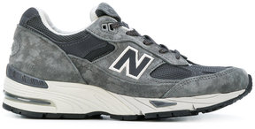 New Balance mesh panelled sneakers