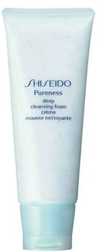 Shiseido Pureness Deep Cleansing Foam- 3.6 oz.
