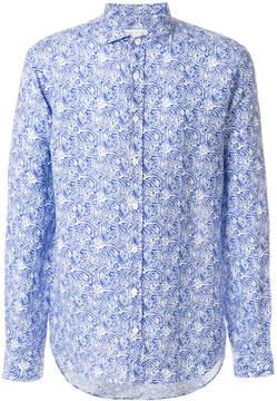 Etro paisley print relaxed shirt