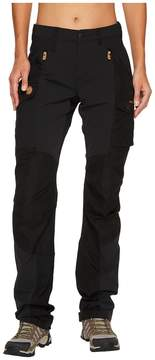 Fjallraven Nikka Curved Trousers Women's Casual Pants