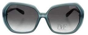 Diane von Furstenberg Charlene Oversize Sunglasses