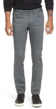BOSS Men's Delaware Slim Herringbone Five-Pocket Pants