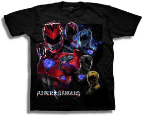 Freeze Power Rangers Graphic T-Shirt-Big Kid Boys