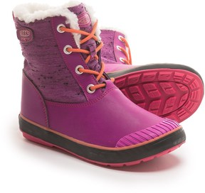 Keen Elsa Snow Boots - Waterproof, Insulated (For Little Girls)