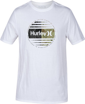 Hurley Men's Global Graphic-Print T-Shirt