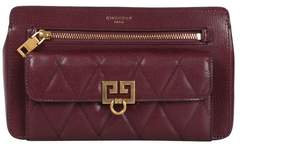Givenchy Pocket Quilted Leather Bag