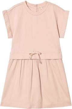 Mini A Ture Noa Noa Miniature Cameo Rose Short Sleeve Knee Length Dress