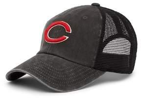 American Needle Cincinnati Reds Raglan Bones Mesh Baseball Cap