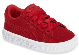 Puma Infant Girl's Classic Badge Sneaker